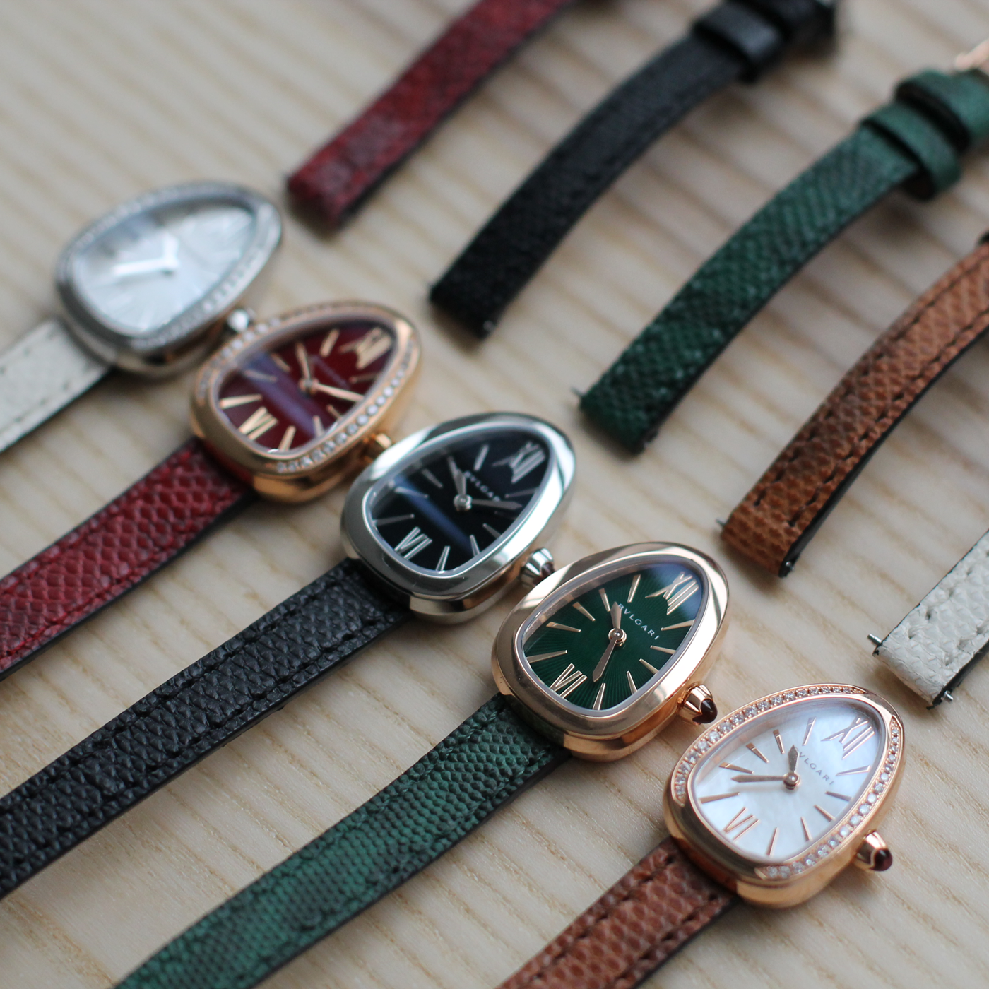 Six of the best easy-to-change watch straps