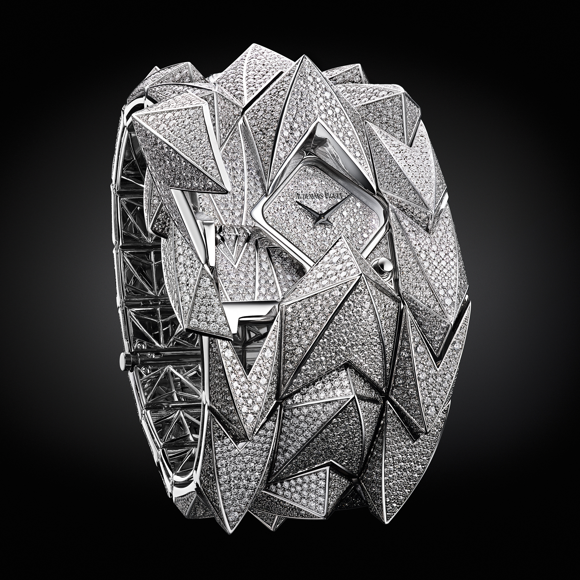 The most amazing diamond jewellery watches in the world