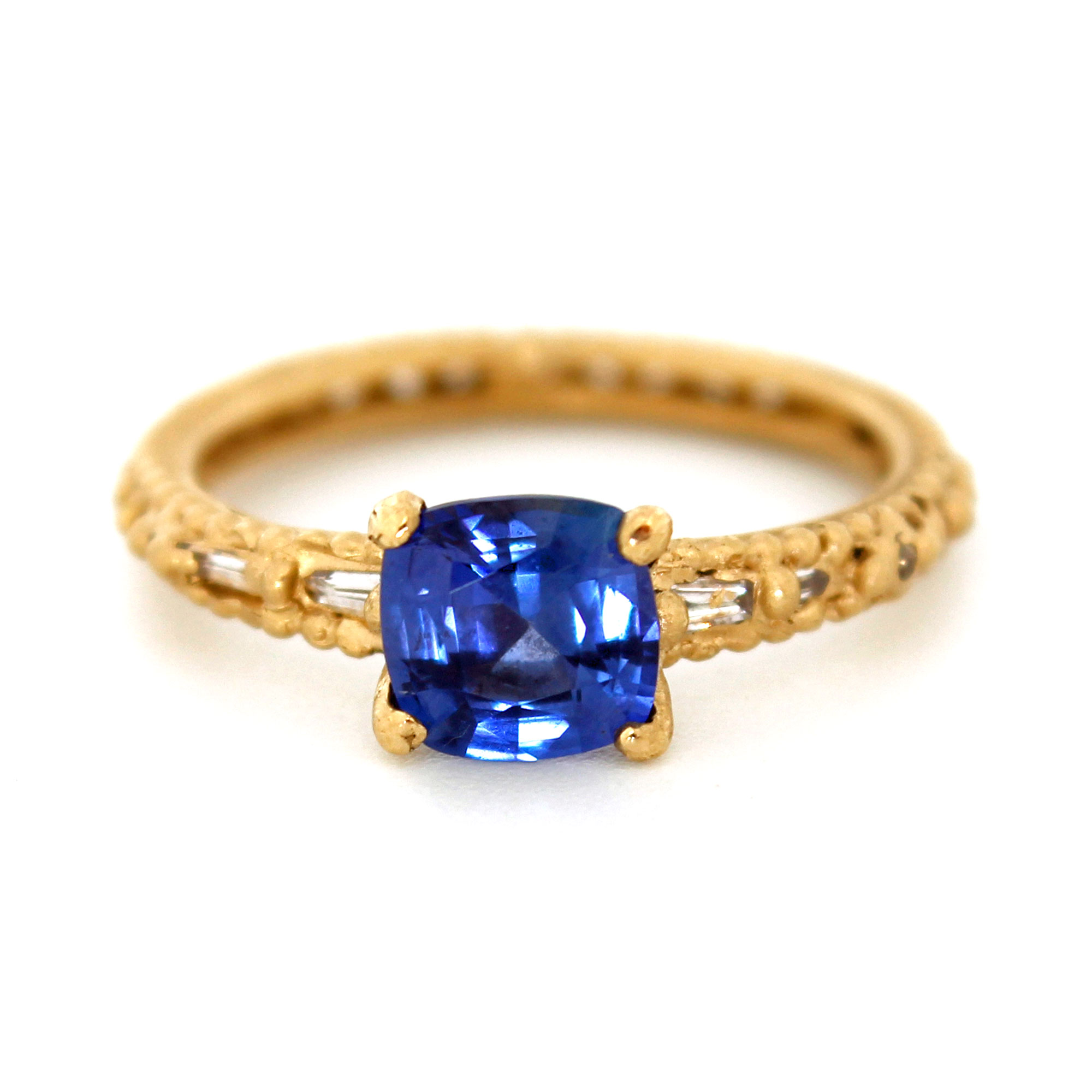baguettes sapphire set best ring and rings diamond with sets baguette wedding of engagement