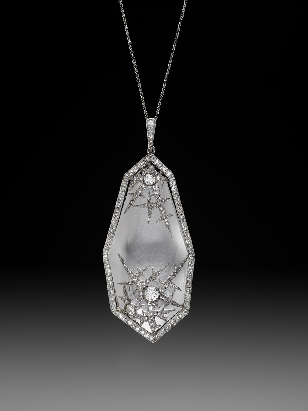 Fabergeicecrystalpendantg the jewellery editor mozeypictures Gallery