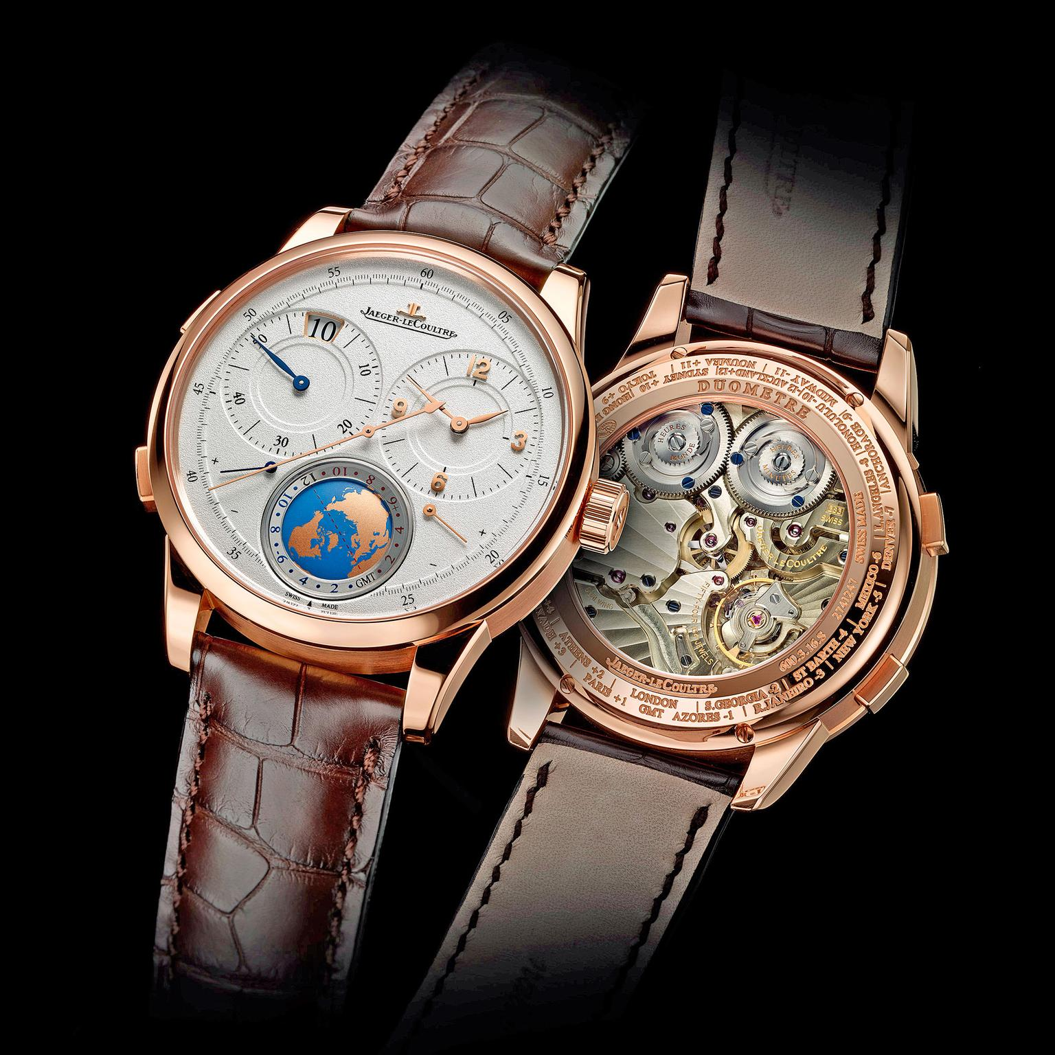 Jaeger-LeCoultre Duometre Unique Travel Time watch