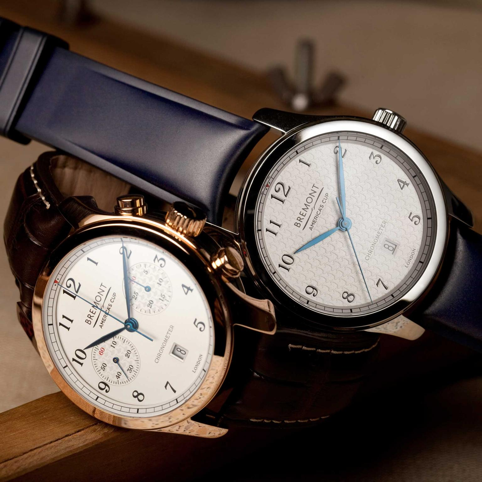 Bremont AC I and ACII