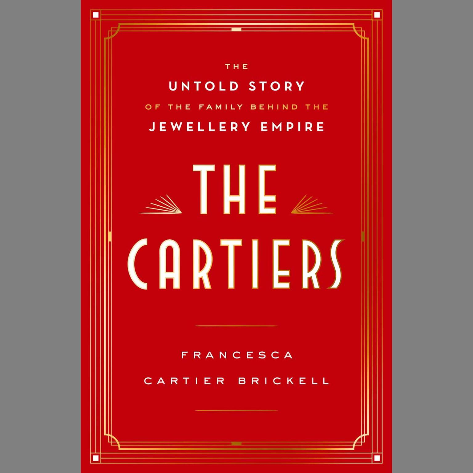The Cartiers book cover English