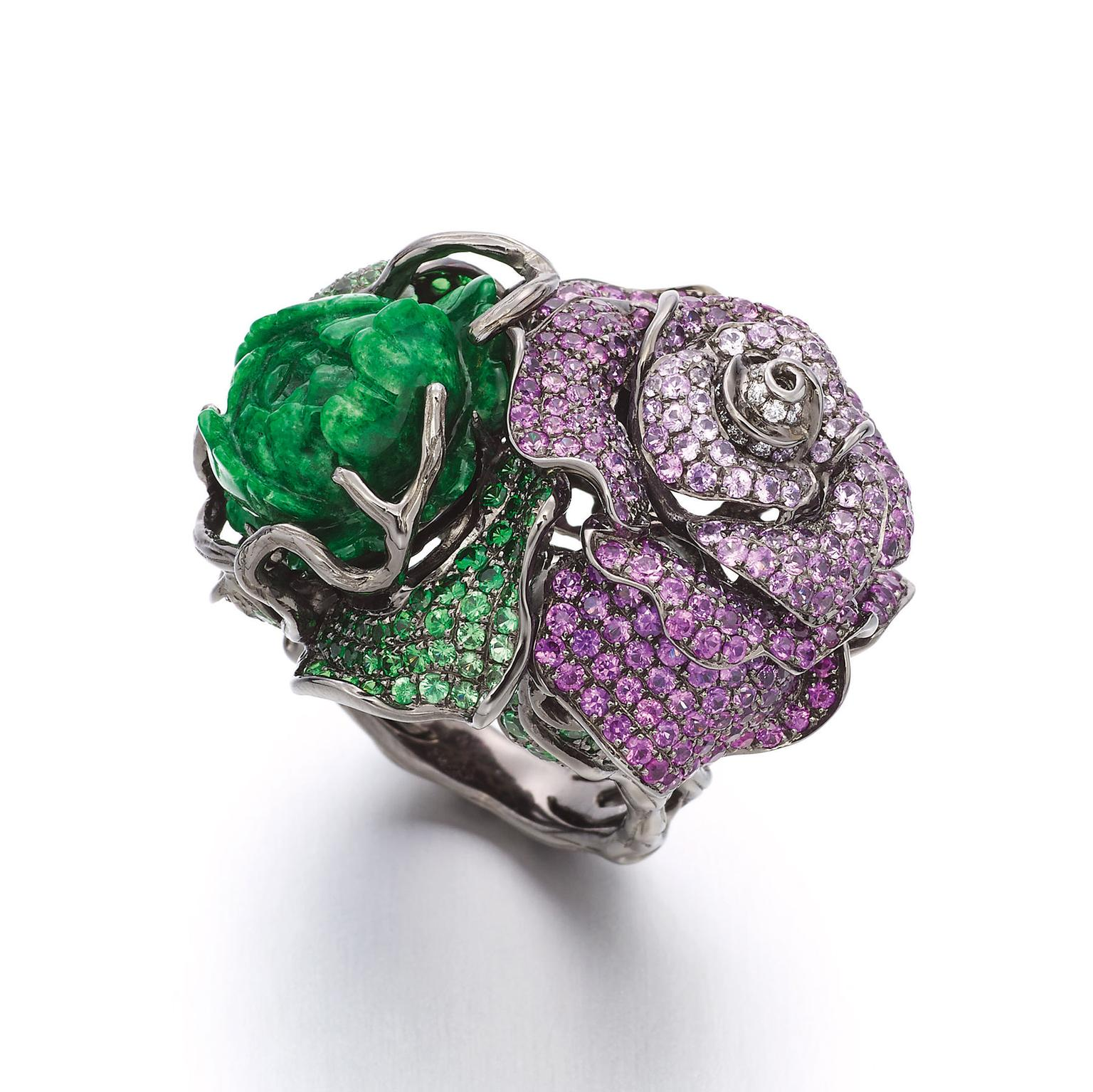 Wendy Yue Rose ring