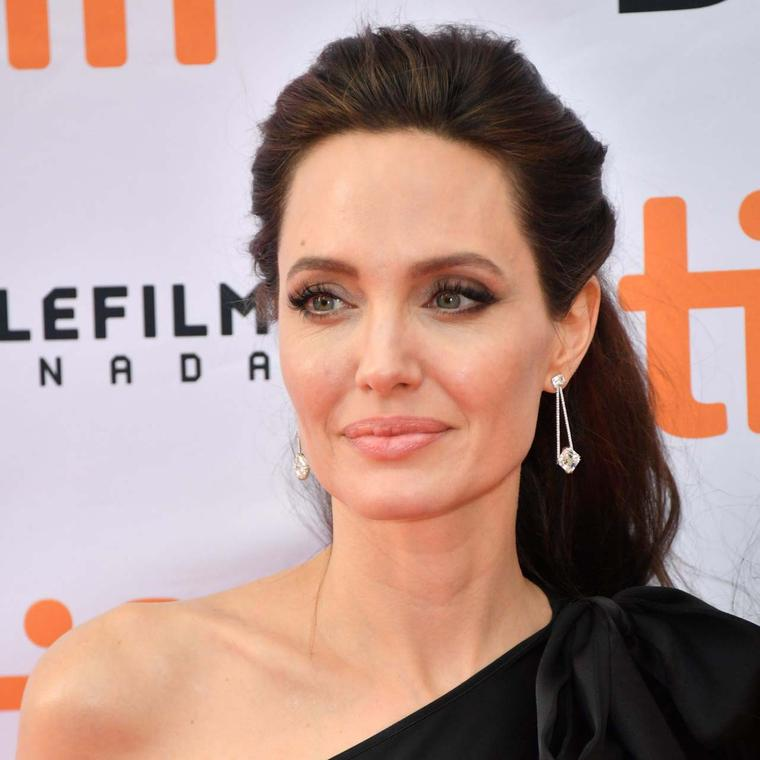 Angelina Jolie Premiere at Tiff in Toronto in 2017