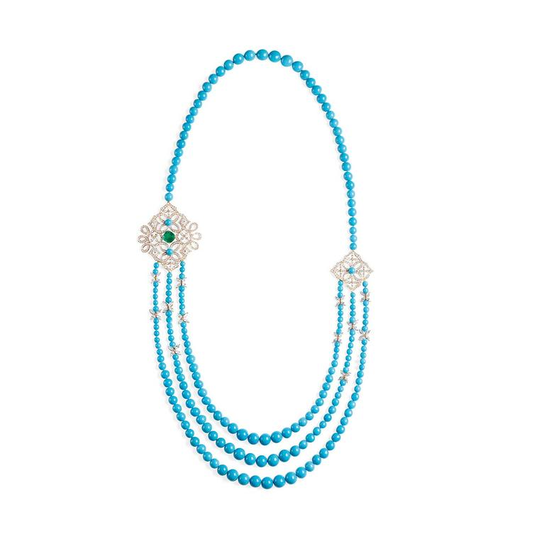 Piaget Secrets and Lights necklace