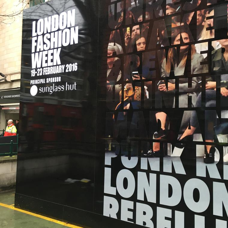 London Fashion Week 2016 Designer Showrooms
