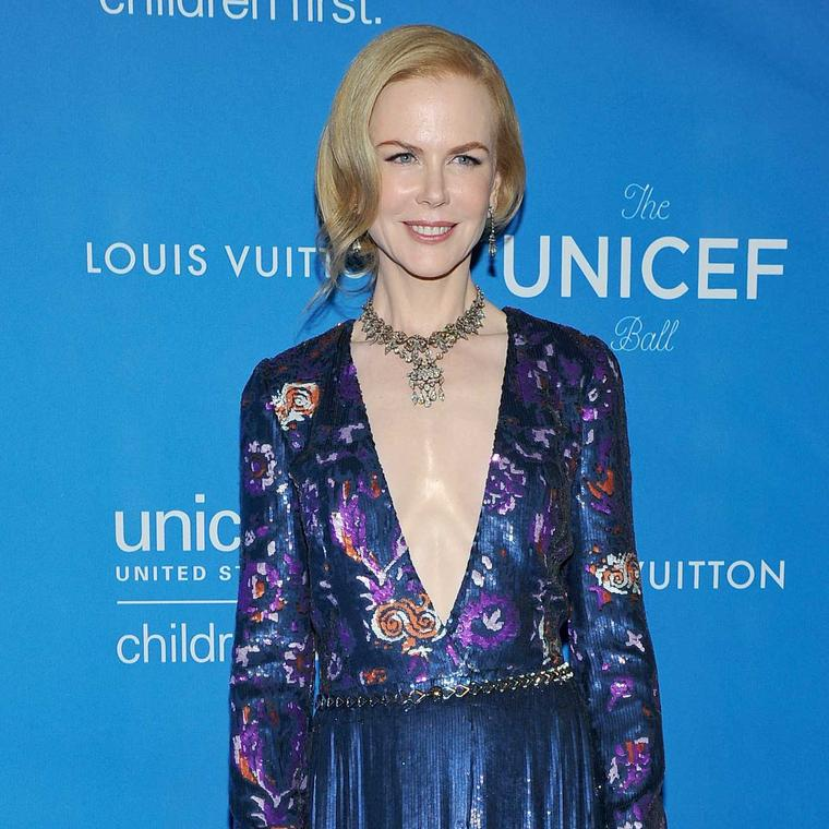 Nicole Kidman at the 6th Biennial UNICEF Ball