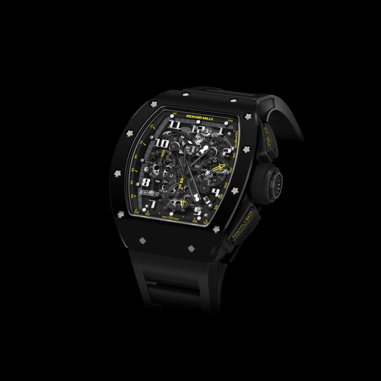 Richard Mille RM 011 Yellow Flash watch