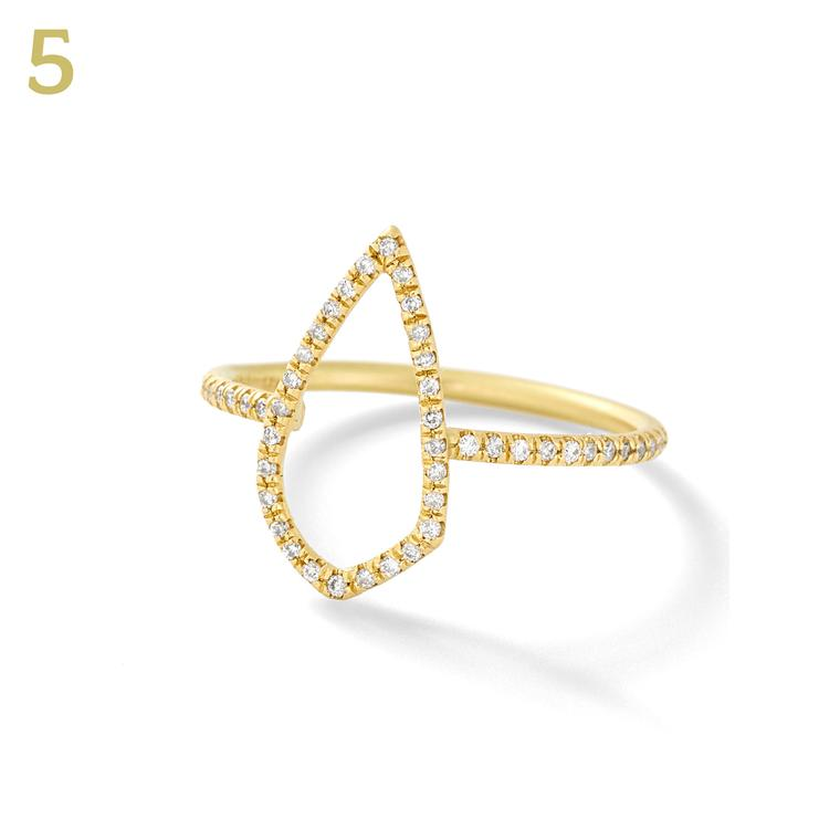 Savannah Stranger diamond ring