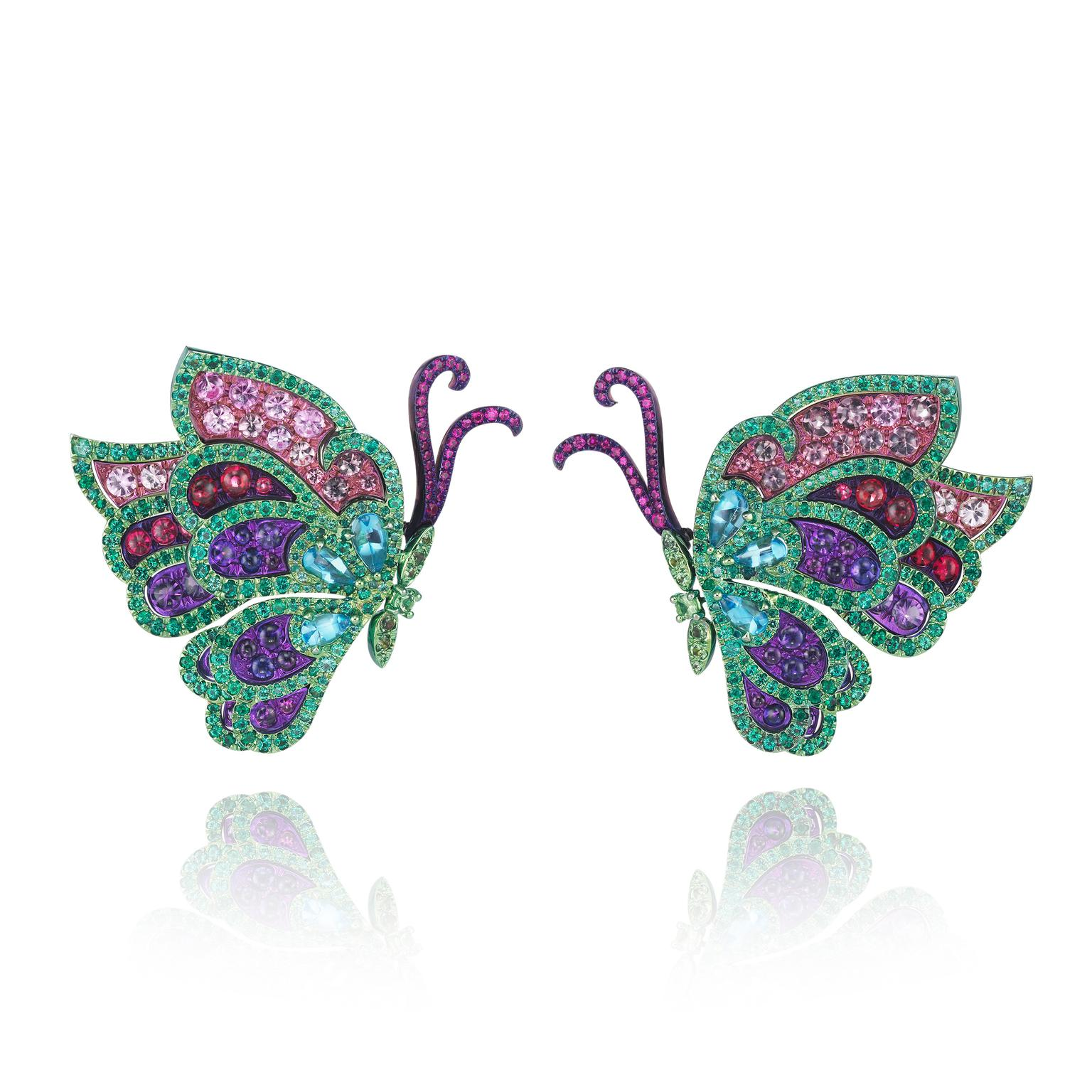 Chopard Haute Joaillerie Earrings