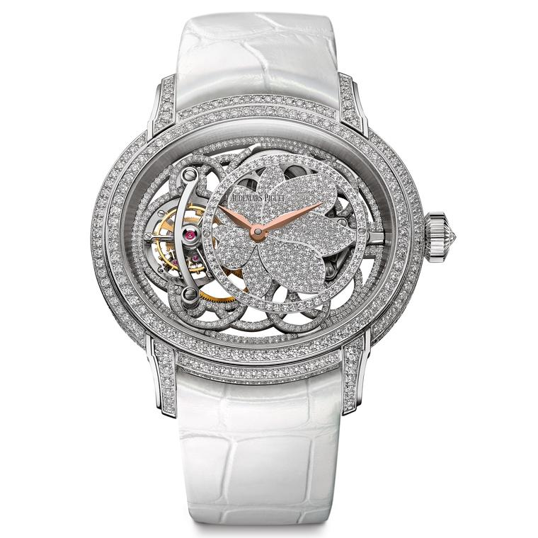 Audemars Piguet Millenary Tourbillon watch
