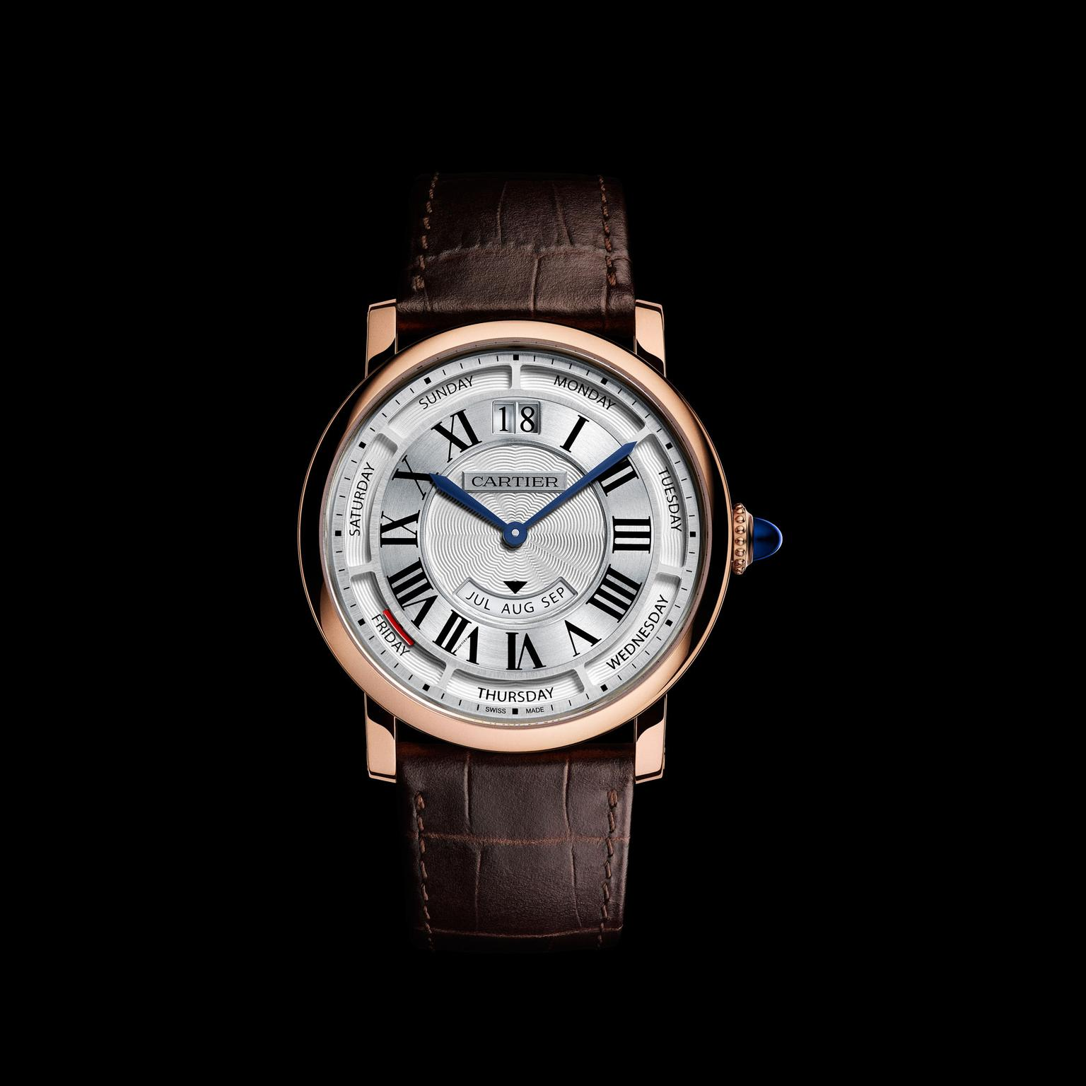 Red or rose gold mens watches best christmas presents The