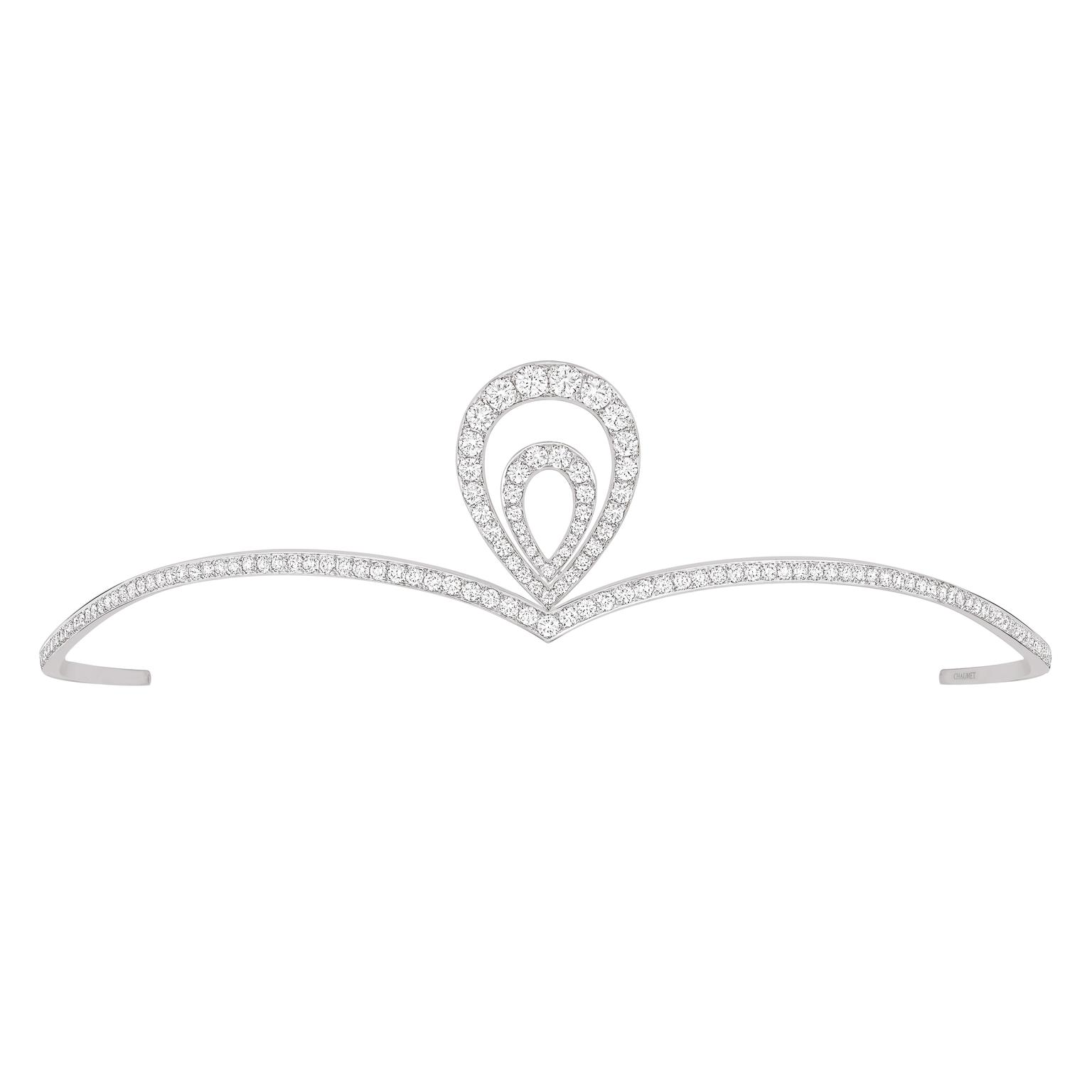 Joséphine Aigrette Tiara by Chaumet