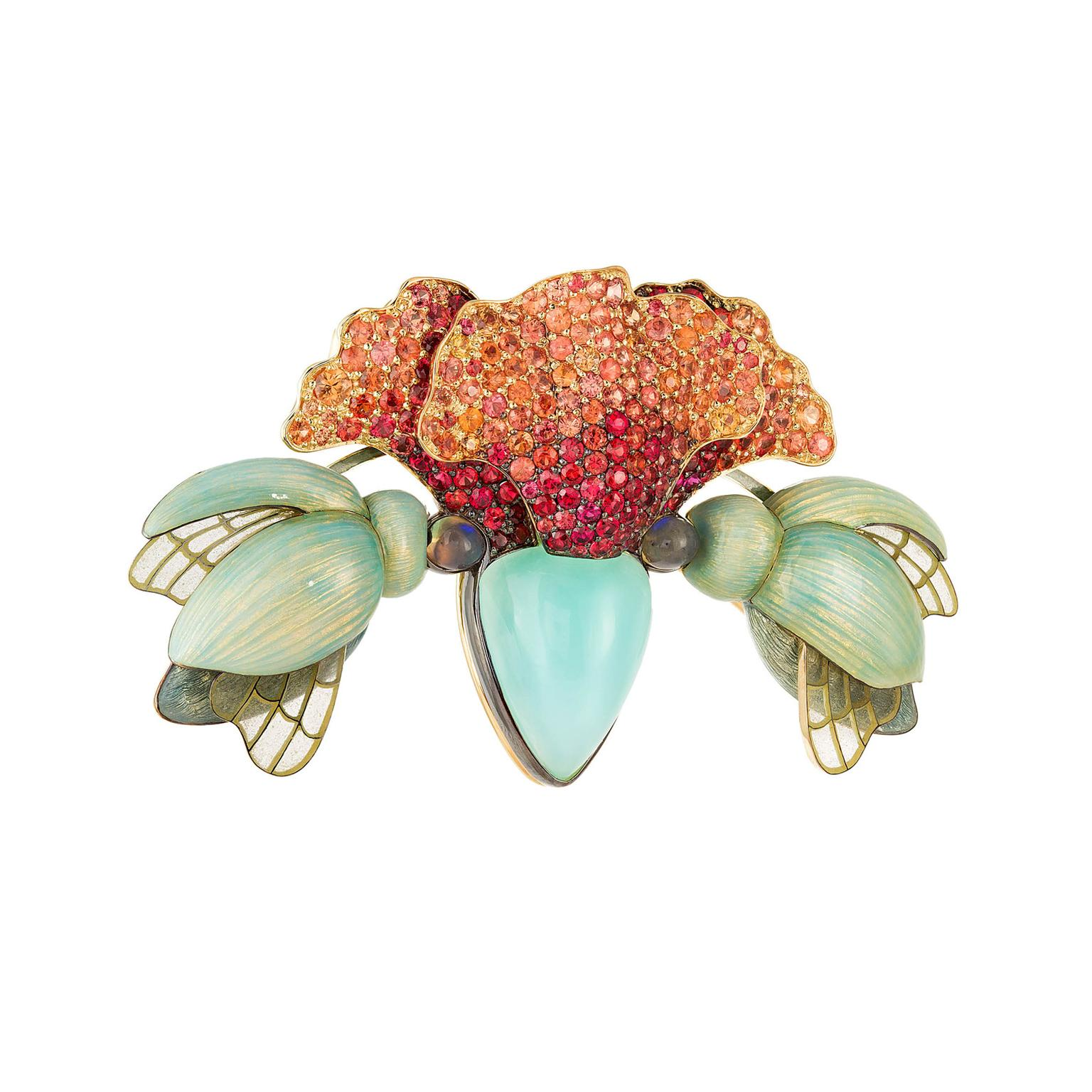 bar brooch jewellers antique elegant products opal edwardian fidra