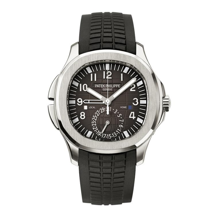 Patek Philippe Aquanaut Travel Time Ref. 5164A