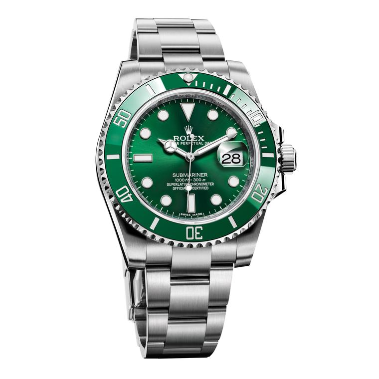 Submariner Date 40mm steel watch
