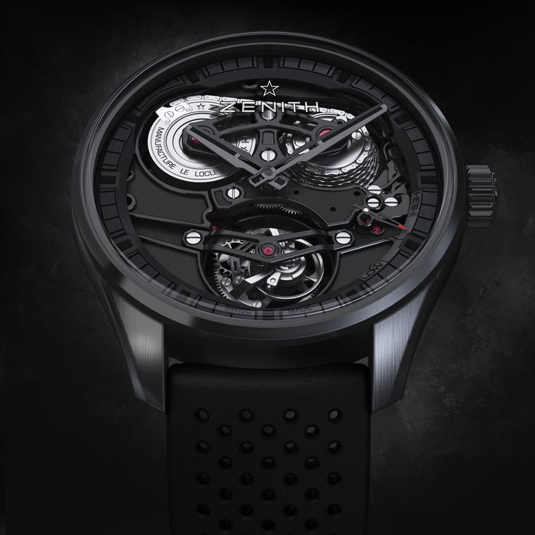 The All Blacks of the men's watch world