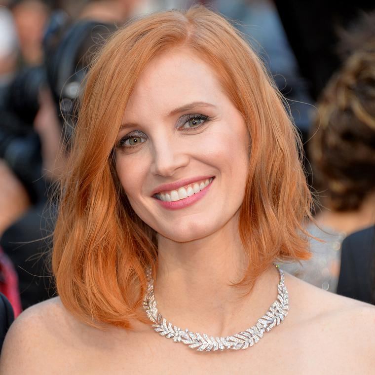 Cannes 2016 Day 1: Jessica Chastain in Piaget