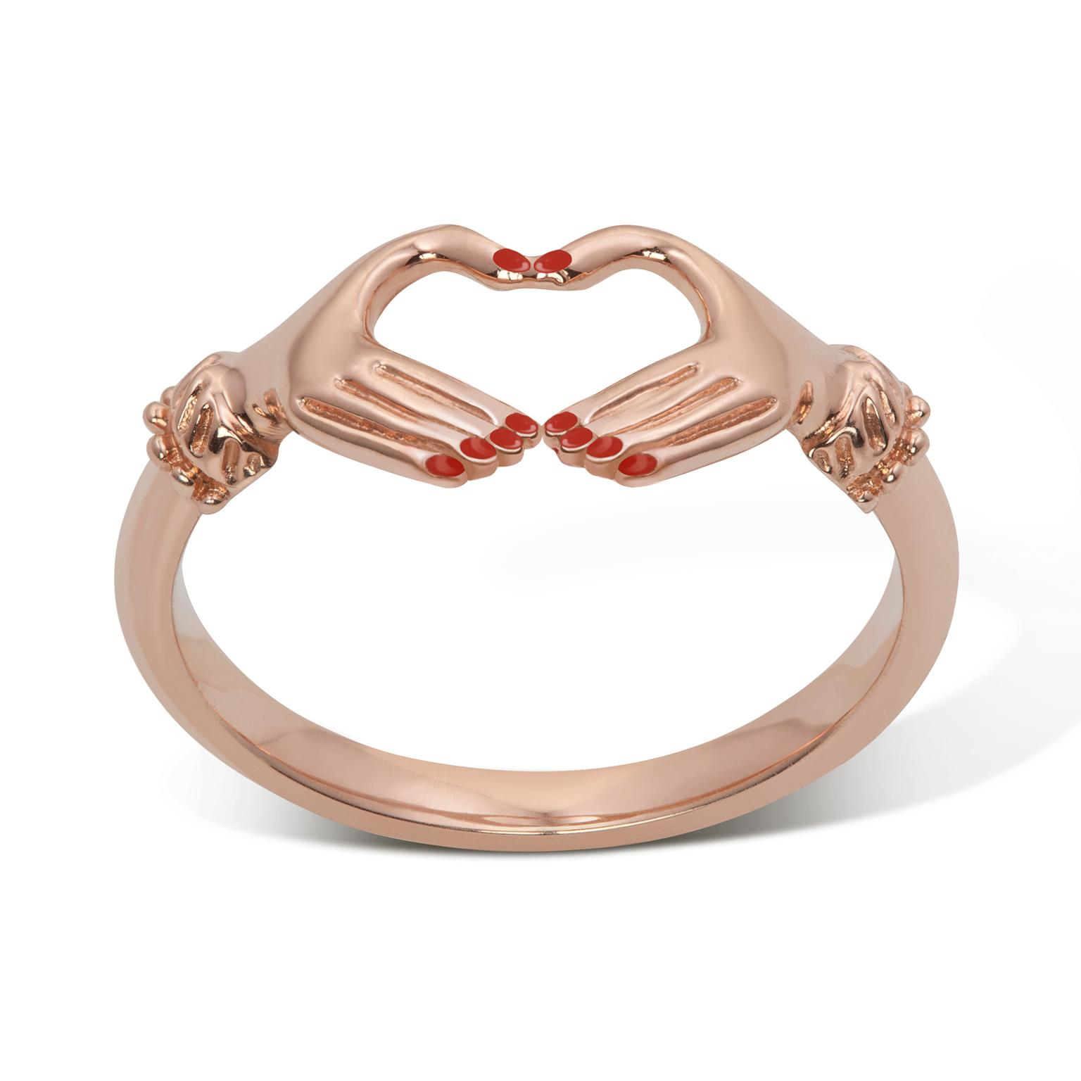 Gillian Steinhardt Lover ring