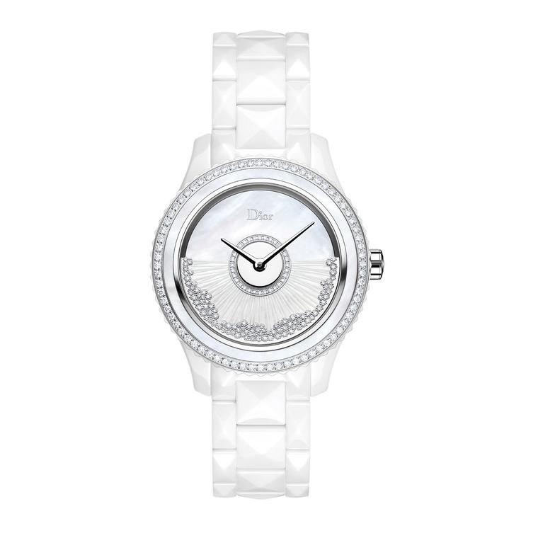 Dior VIII Grand Bal Haute Couture diamond watch