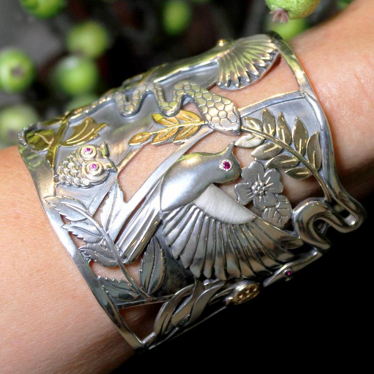 Cuffs that will make you feel like Wonder Woman