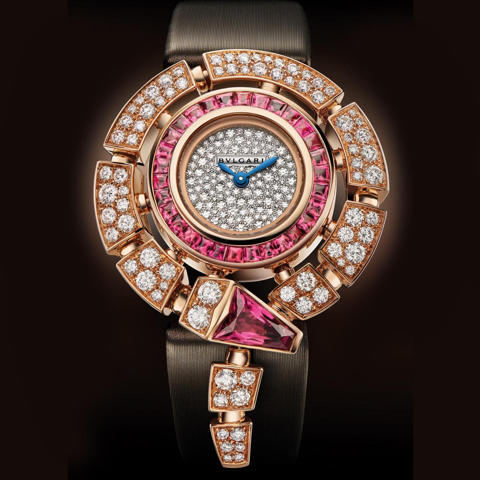 Bulgari Serpenti Incantati watch
