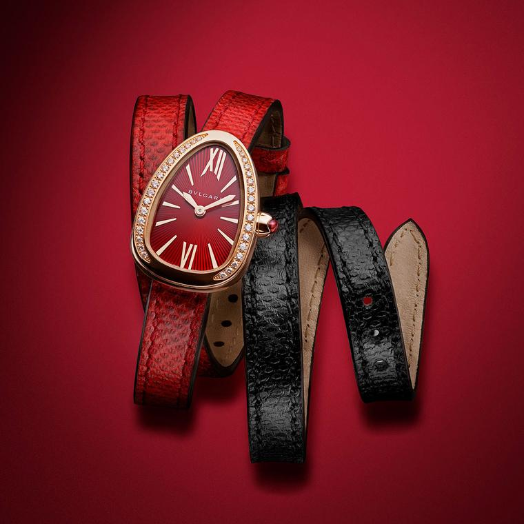 Karung, colour and complications for the Bulgari woman