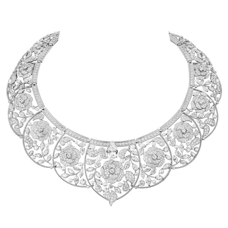 Chanel Serafane necklace