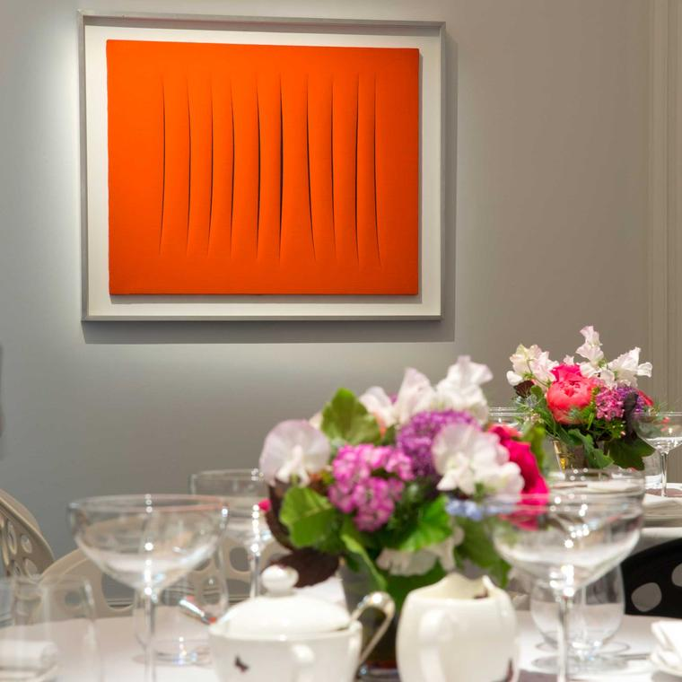 Sketch and Sotheby's collaboration dining