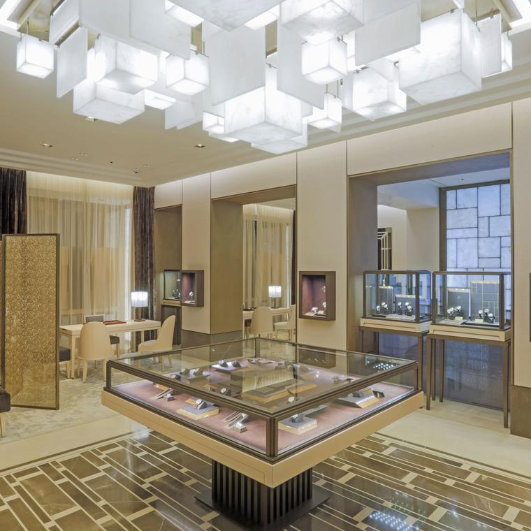 Patek Philippe Salon London