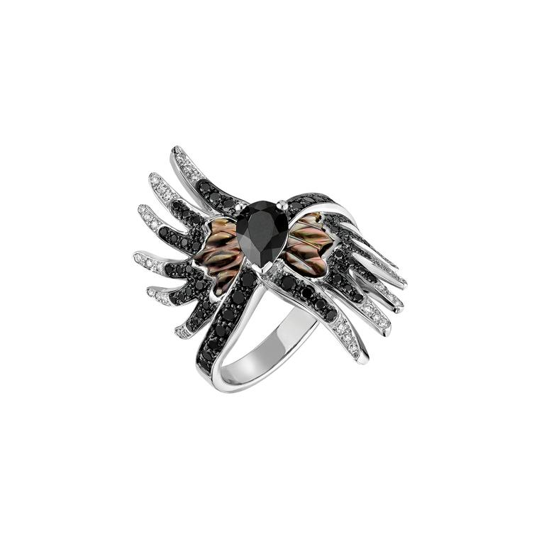 Lalique Vesta collection ring