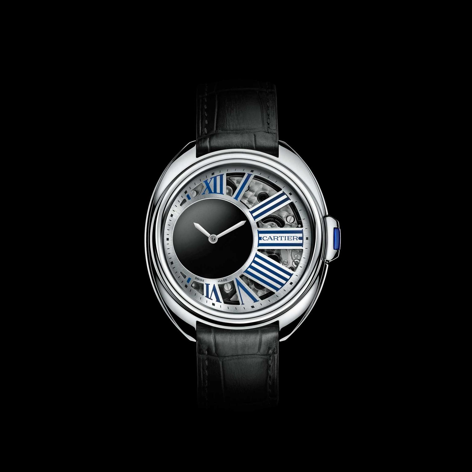 Clé de Cartier Mysterious Hour
