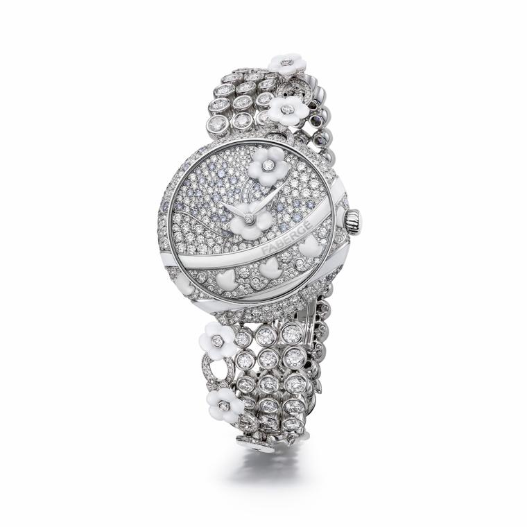 Fabergé Summer in Provence diamond watch