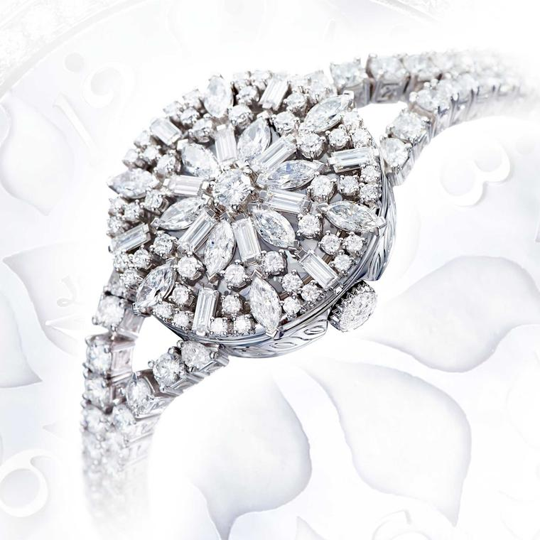 Jaeger-LeCoultre Rendez-Vous Ivy Secret watch close up