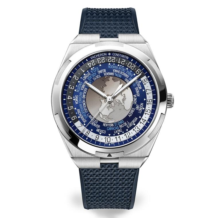 Overseas World Time watch