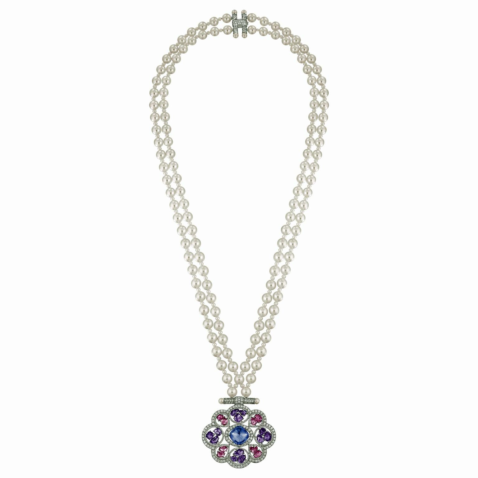 Chanel Talisman collection necklace