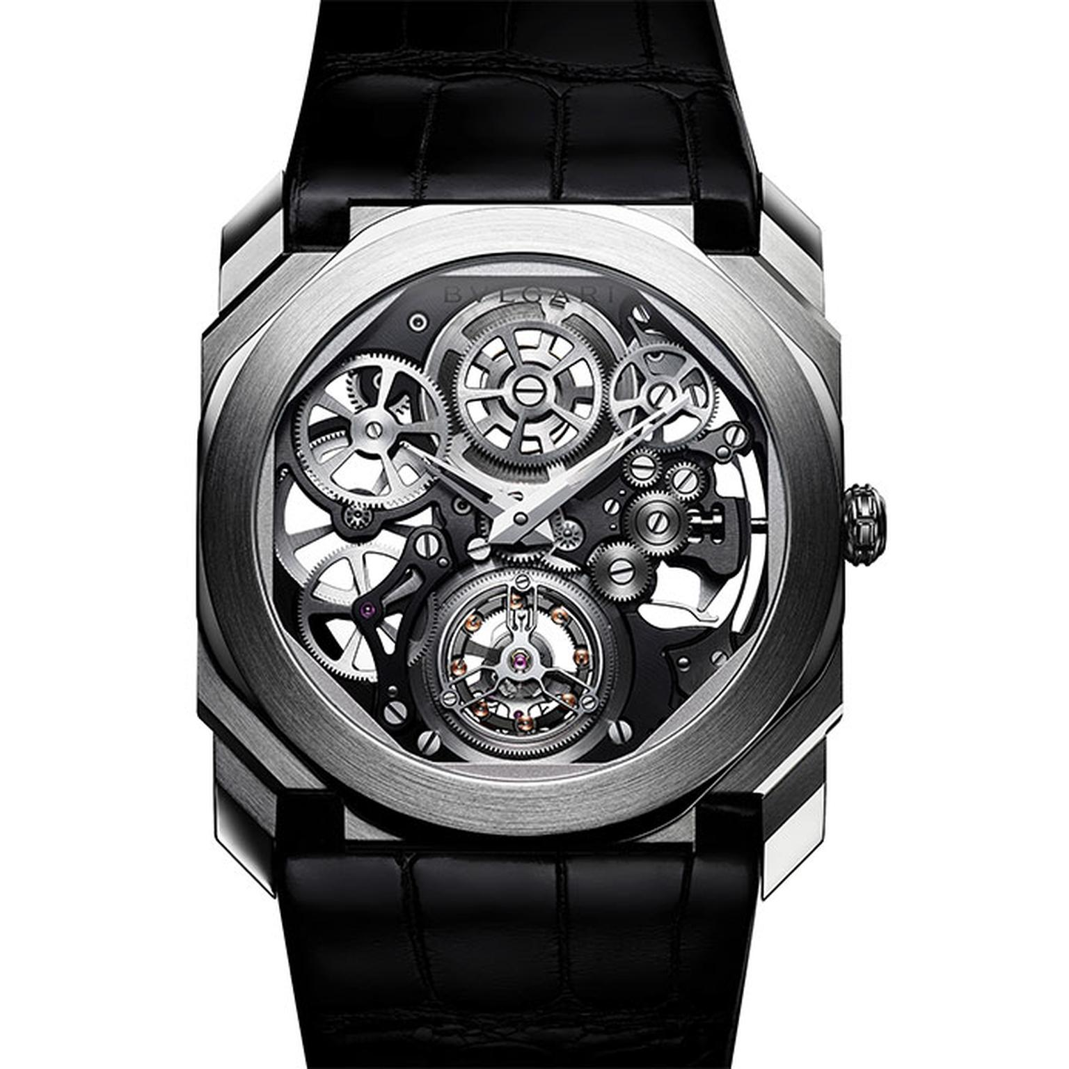 Bulgari Octo Finissimo Tourbillon Skeleton model