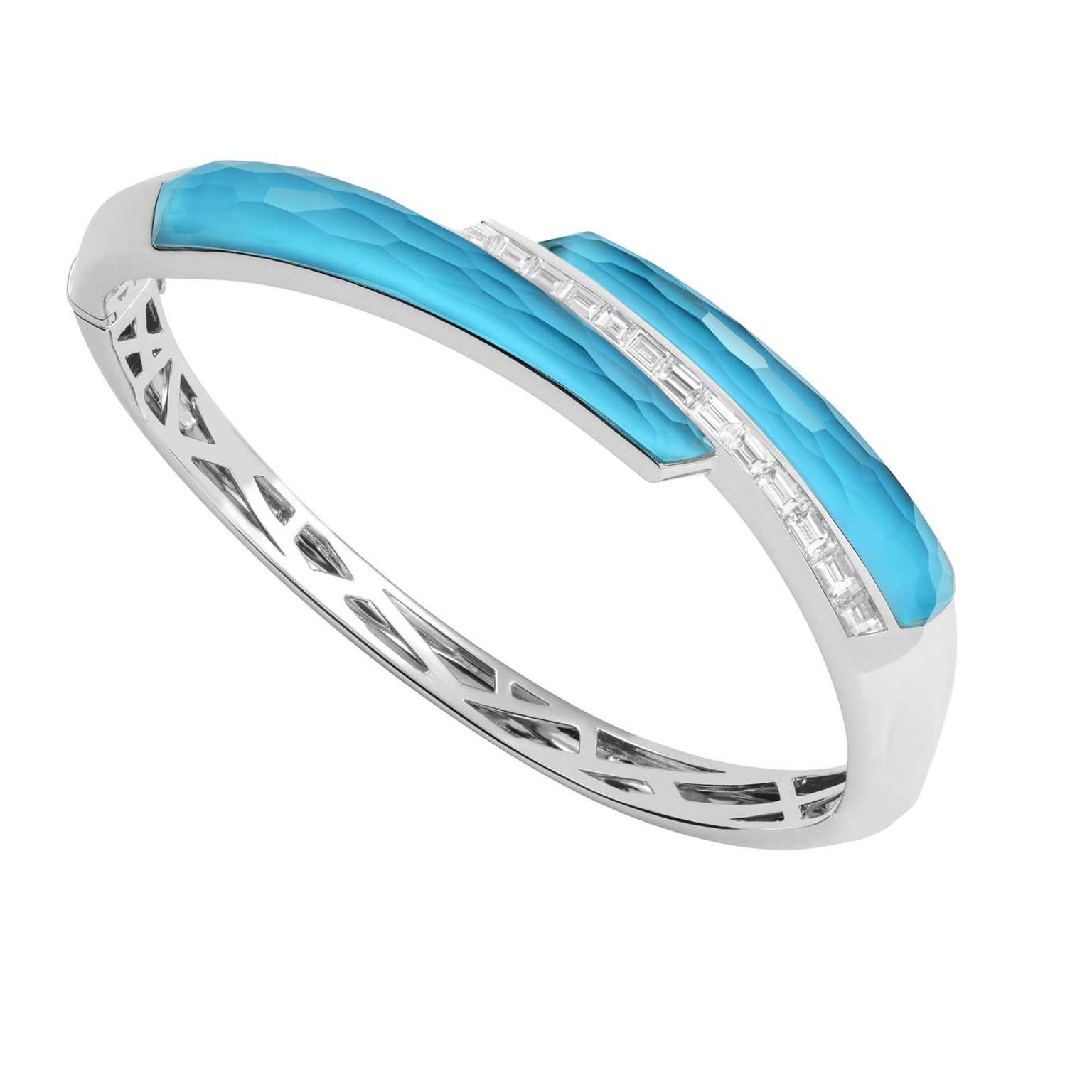 Stephen Webster CH2 Shard turquoise bracelet