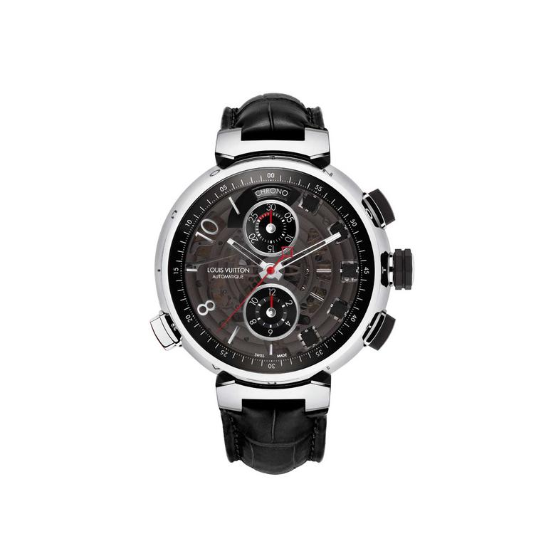 Louis Vuitton Tambour Spin Time Regatta