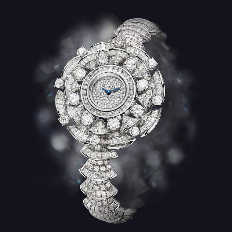 Bulgari Diva diamond watch