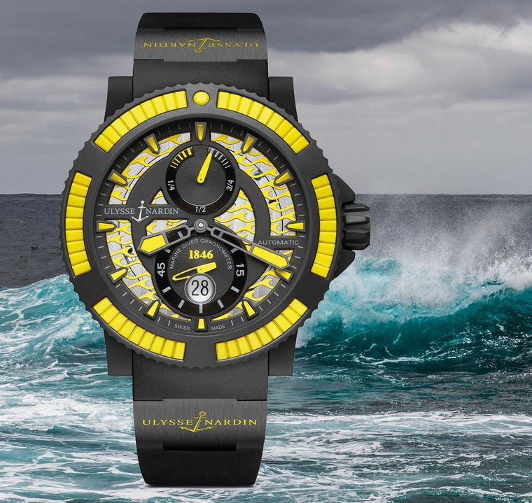 The coolest dive watches of 2016
