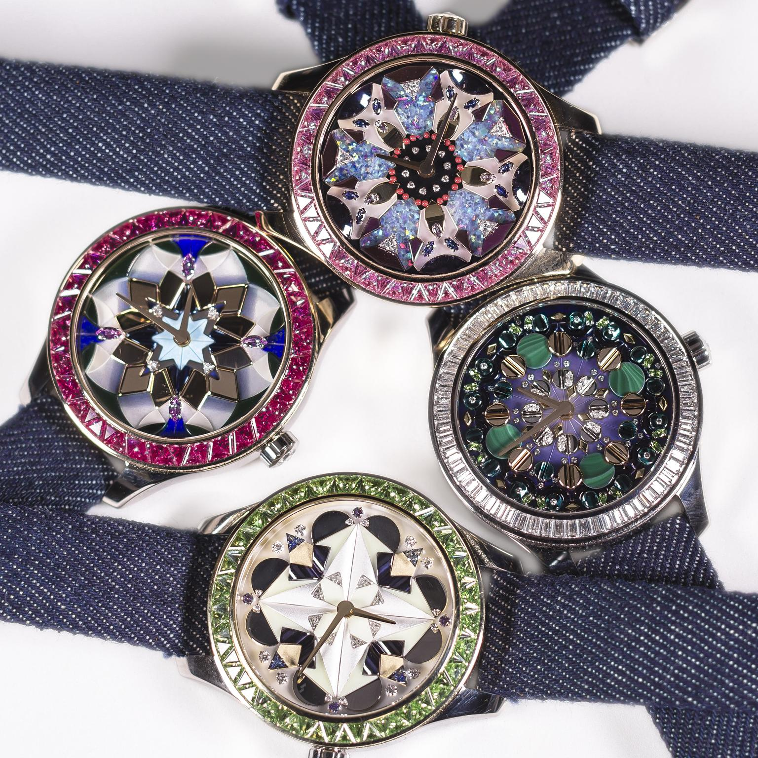 Dior KaleiDiorscope watches
