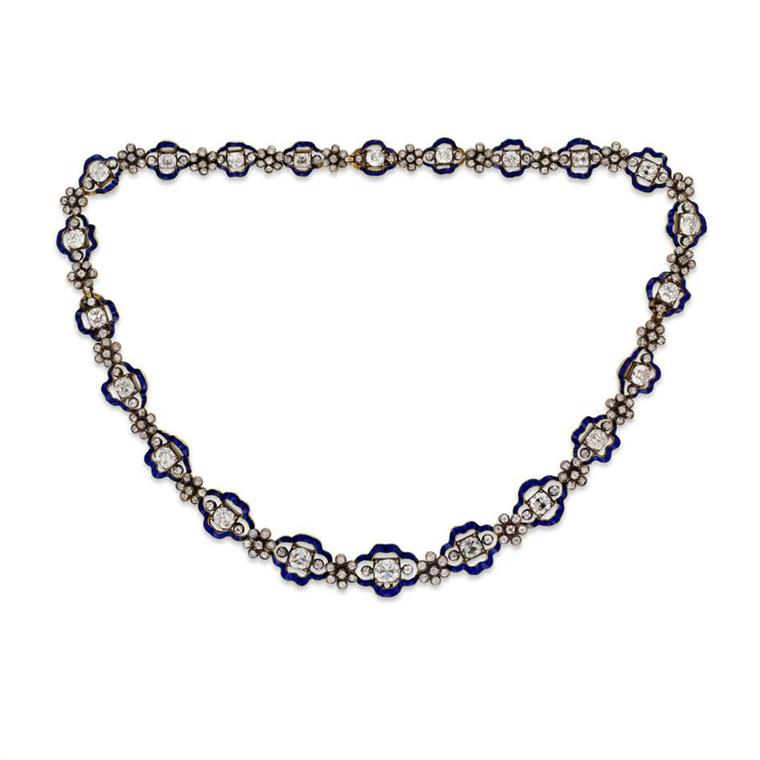April s birthstone diamond jewelry through the ages the for Bentley and skinner jewelry