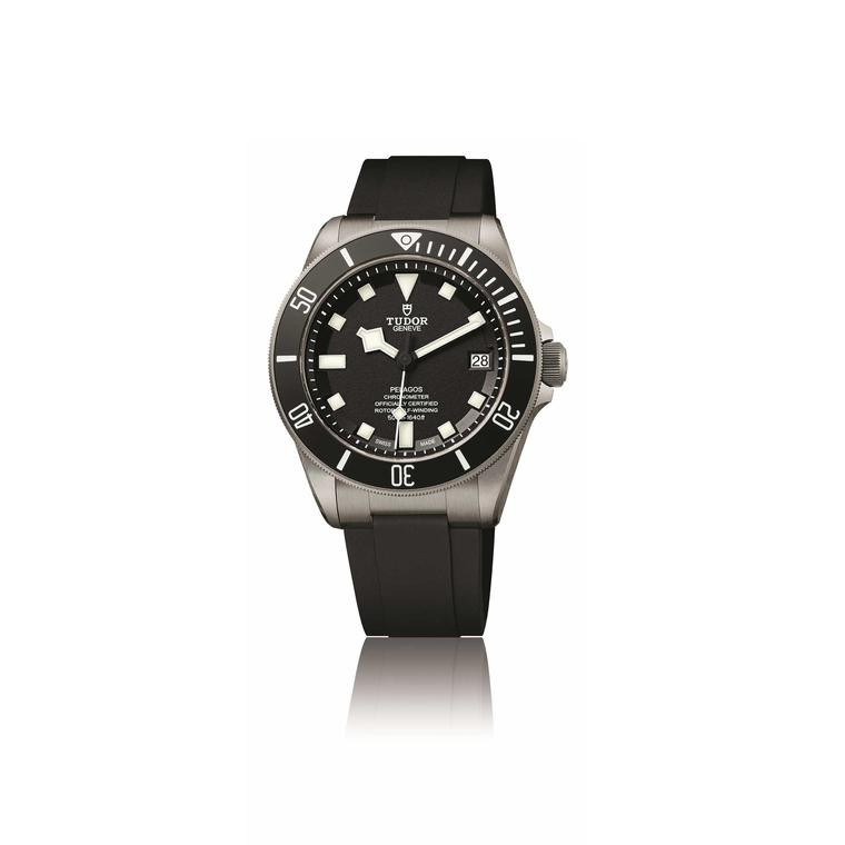 Tudor Pelagos black watch