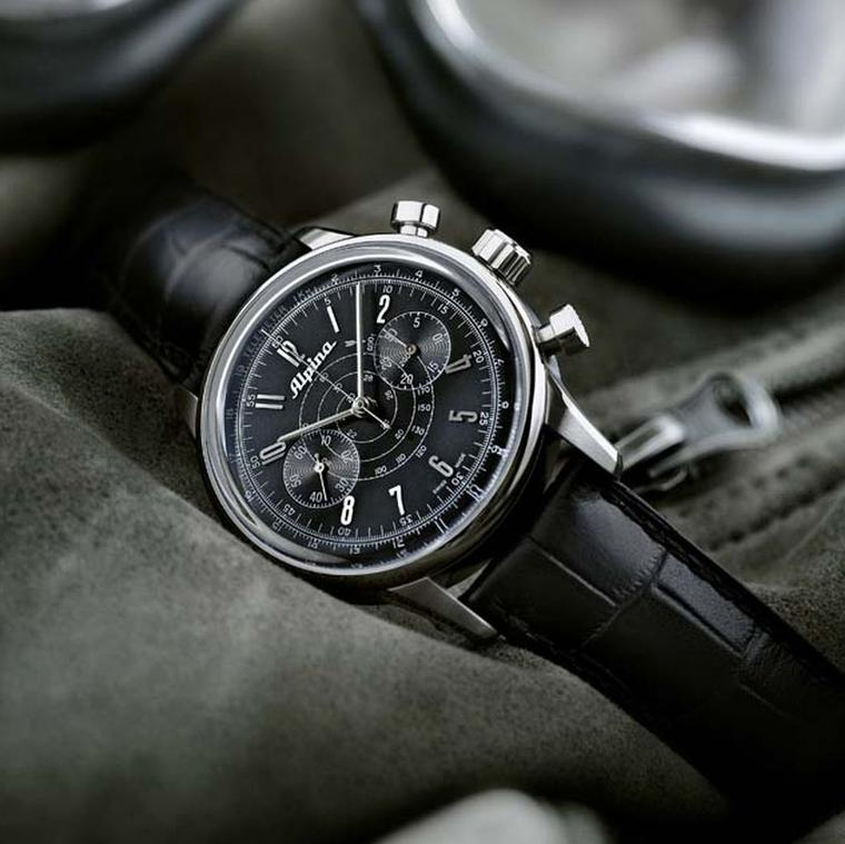 130 Heritage Pilot Chronograph watch