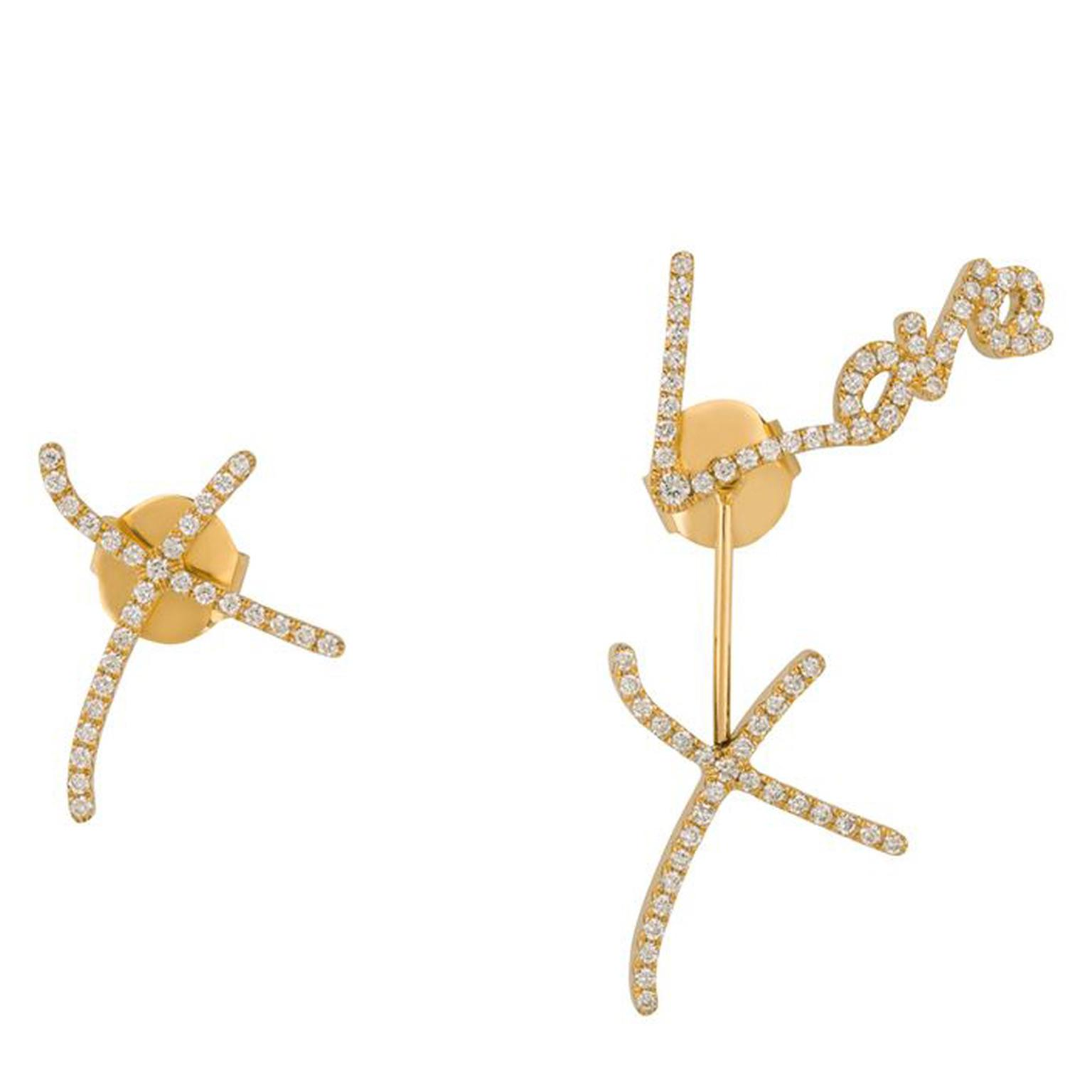 Stephen Webster Promise To Love You Earrings