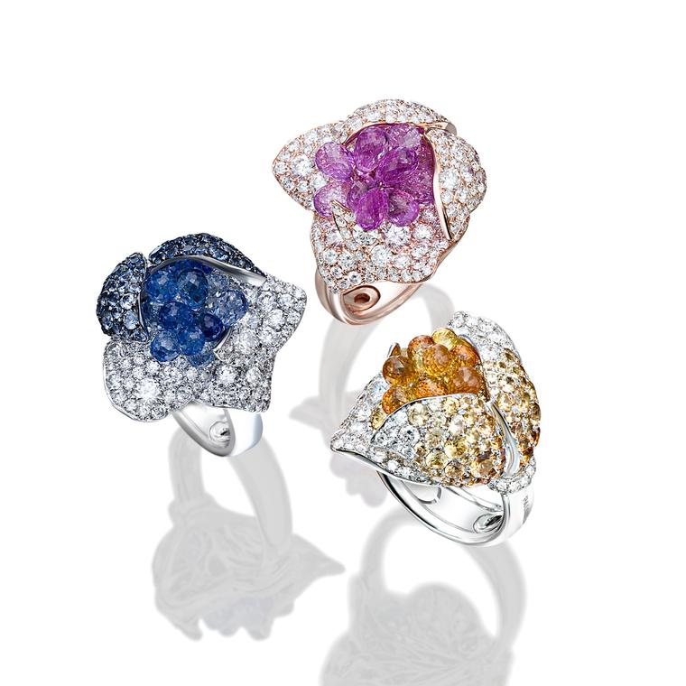 Dance to the rhythm of gemstone briolettes