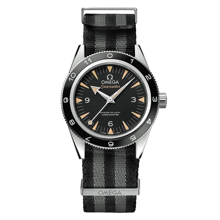 Omega Seamaster 300 Spectre Limited Edition watch