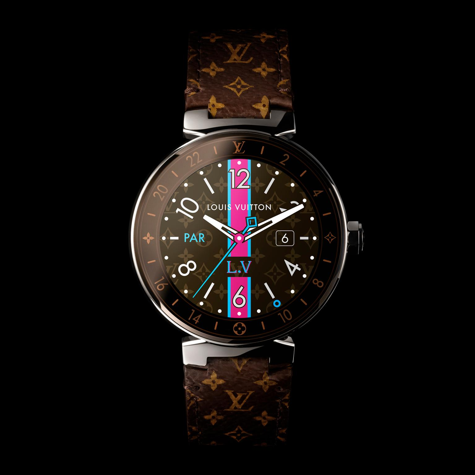 Louis Vuitton Tambour Horizon Monogram